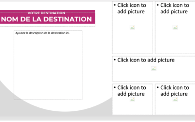 Créer des masques de diapositives pour vos présentations Powerpoint