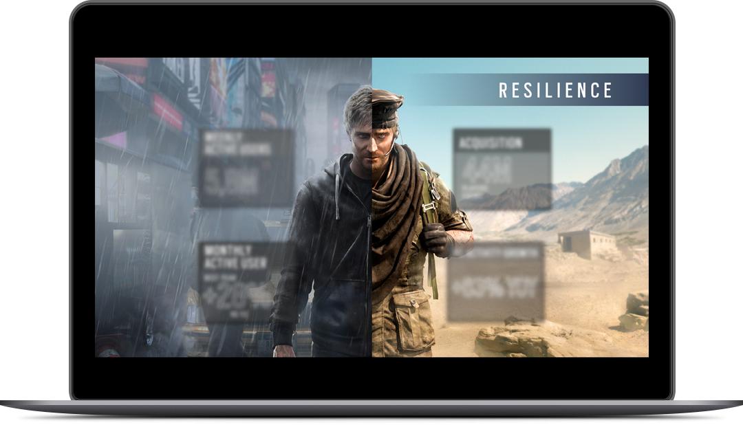 Realisation presentation Ubisoft Rainbow 6 siege