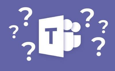 Quelques conseils pour organiser sa réunion Microsoft Teams