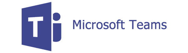 Logo conférence microsoft teams