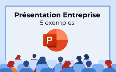 Présentation Powerpoint en entreprise : exemples et conseils